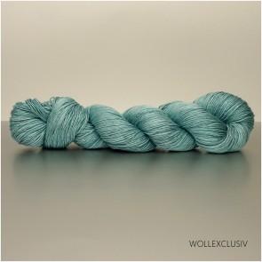 MULBERRY SILK SINGLE ∣ BALTIC BLUE