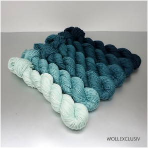 COLORWAY│WOLLE FARBVERLAUF │ICE BLUE