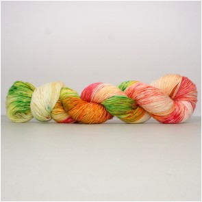MERINO ONE ∣ ORANGE & GREEN