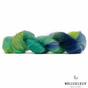SILK MOHAIR LACE ∣ LAKE