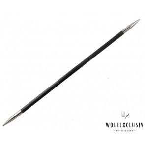 KARBONZ ∣ SOCKENSTRICKNADELN ∣ NADELSPIEL 15cm