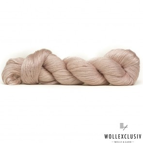 MULBERRY SILK LACE ∣ ROSÉ
