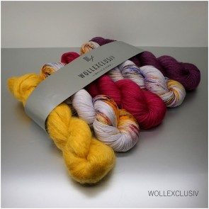 YARN MIX ∣ MARBLE POETRY
