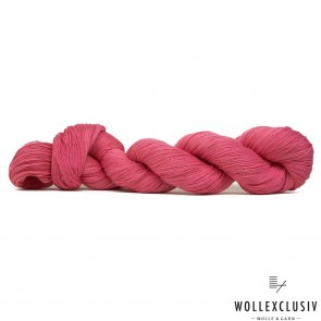 WOLLEXCLUSIV COTTON LACE ∣ NEONIC PINK