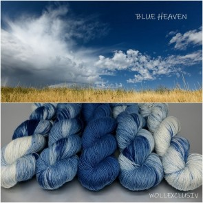 WOLLEXCLUSIV COLOR KIT ∣ BLUE HEAVEN
