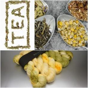 YARN MIX ∣ TEA