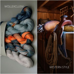 WOLLEXCLUSIV KIT COTTON LACE ∣ WESTERN STYLE