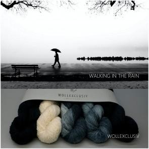 WOLLEXCLUSIV KIT │ MERINO ONE│WALKING IN THE RAIN