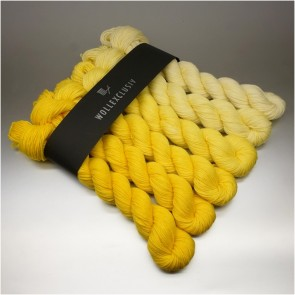 COLORWAY│WOLLE FARBVERLAUF│YELLOW LEMON