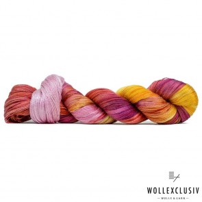 MULBERRY SILK LACE ∣ INDISCH