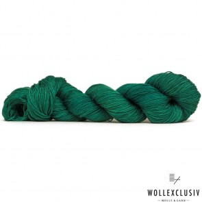 MULBERRY SILK SINGLE ∣ SMARAGD