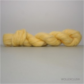 SILK MOHAIR LACE ∣ PUDDING