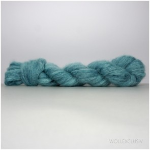 SILK MOHAIR LACE ∣ FROSTED ESMERALD