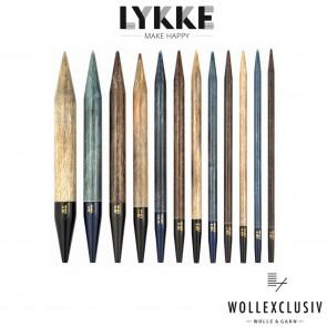 LYKKE NADELSET  ∣  AUSWECHSELBARE NADELSPITZEN 12 Stk 13 cm LANG  ∣ 3,50 mm-12,00 mm