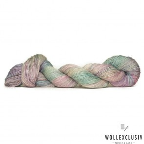 MULBERRY SILK SINGLE ∣ WATERLILY