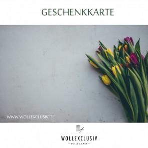 GESCHENKKARTE ∣  GUTSCHEIN ∣ AB 25EUR