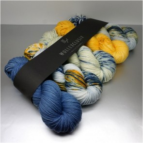 WOLLEXCLUSIV COLOR KIT∣ MERINO ULTRA FINE ∣ SUNFLOWERS