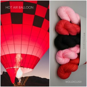 KIT ∣ GENTLE SOCKS ∣  HOT AIR BALLOON