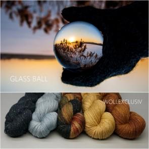 KIT SHINY GENTLE SOCKS ∣ GLASS BALL