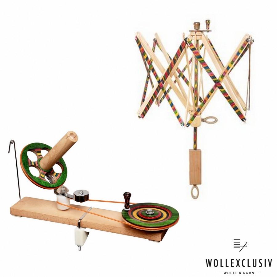 KnitPro SIGNATURE WOLLWICKLER ∣ WOLLHASPEL
