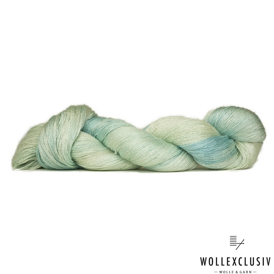 MULBERRY SILK LACE ∣ SILENT TIDE